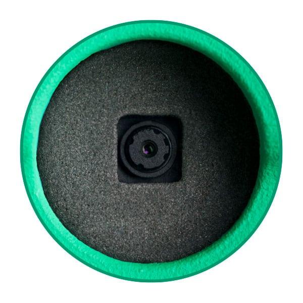 IR-kamera leverer skarpe billeder i sort/hvid