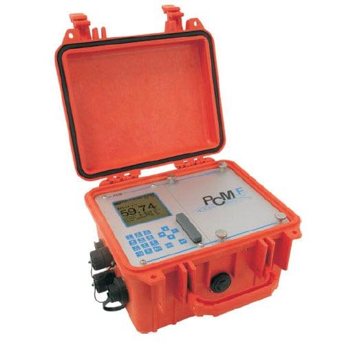 PCM F mobil doppler flowmåler